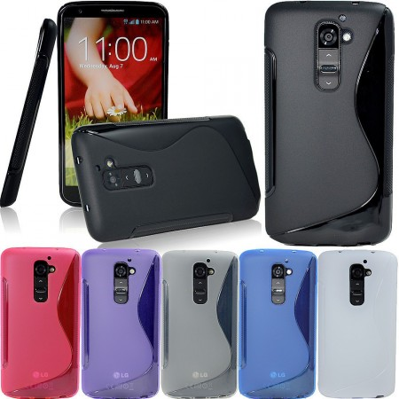 Flexi Shield Skin for LG Optimus G2 (D802), *S-line*