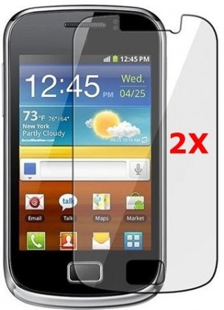 Screen Protector Samsung Galaxy Mini II, 2pack