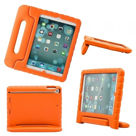 Anti Shock Protection Case for Apple iPad Air,¨Carry¨, Orange