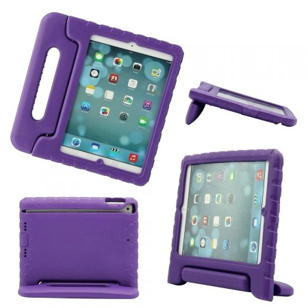 Anti Shock Protection Case for Apple iPad Air,¨Carry¨, Purple