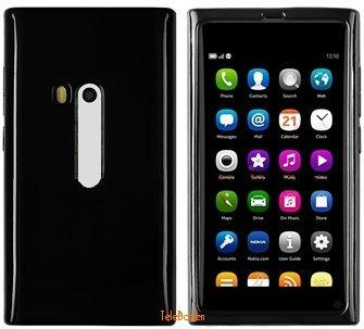 Flexi Shield Skin for Nokia N9-00, *Solid Glossy*