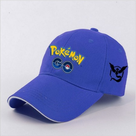 Baseball Caps Pokémon GO ¨Team Mystic¨,Blue