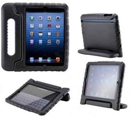 "Anti Shock Protection Case, Apple iPad Pro 9.7"", Black"