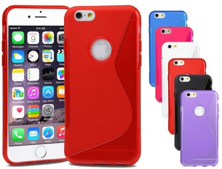 Flexi Shield Skin for Apple iPhone 6 plus (5,5¨),*S~line*