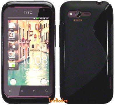 Flexi Shield Skin for HTC Rhyme, *S-line*