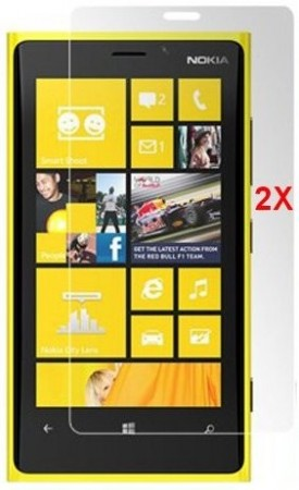Screen Protector for Nokia Lumia 920, 2pack