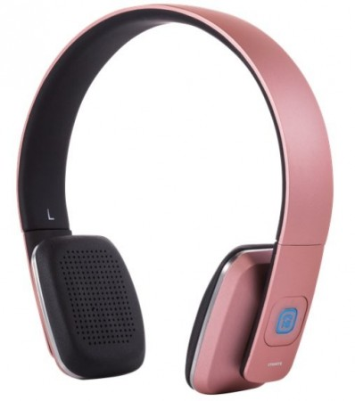 Bluetooth Headset STREETZ HL-579,Pink