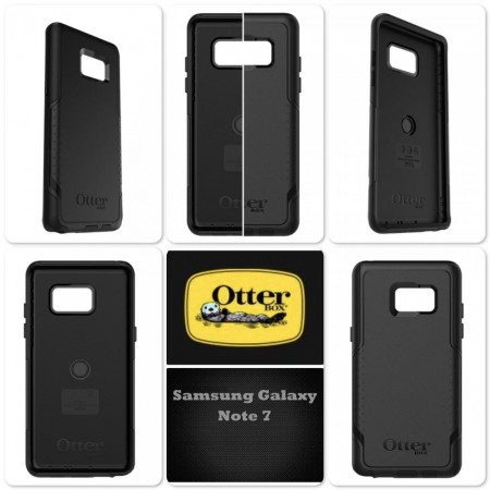 Otterbox Commuter Series Cases for Samsung Galaxy Note 7, Black