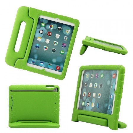 Anti Shock Protection Case for Apple iPad Air,¨Carry¨, Green
