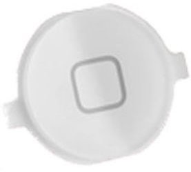 Orig. home button Apple iPhone 4/4S, White