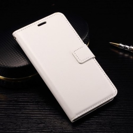 Wallet PU Leather Case for LG Nexus 5X, White