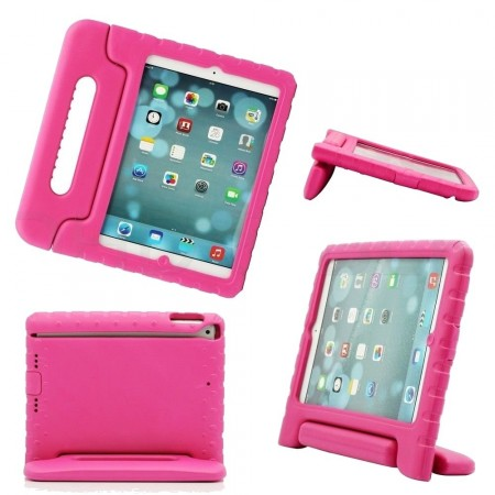 Anti Shock Protection Case for Apple iPad Air,¨Carry¨, Rose