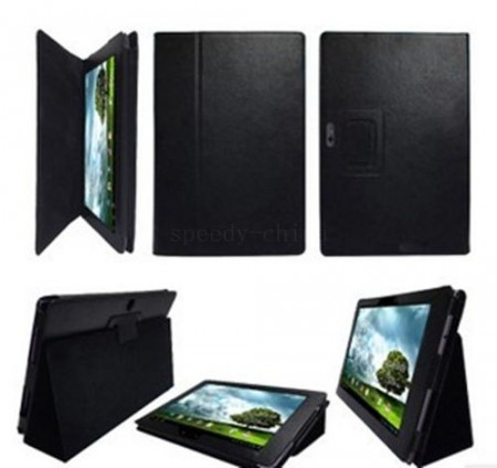 Booklet Case for ASUS Transformer Pad TF300/TF301,Black