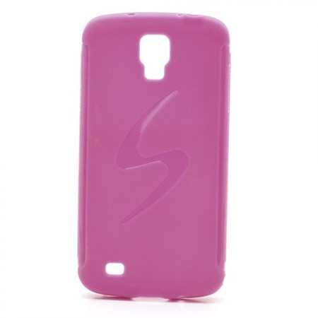 Flexi Shield Skin for Samsung Galaxy S4 Active (i9295),*S-line*,Rose