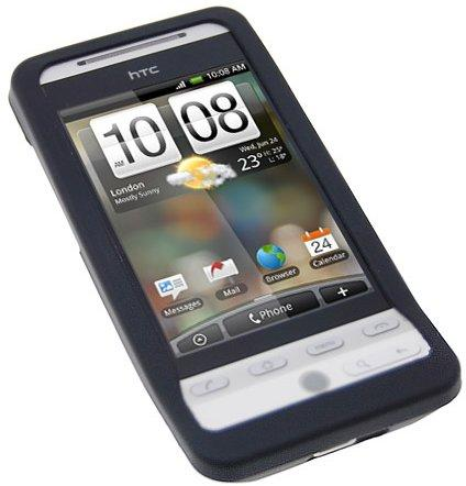 Silicon Skin Case for HTC Hero, *Matt*