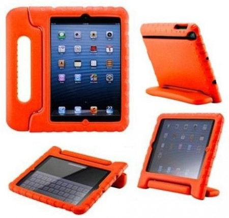 "Anti Shock Protection Case, Apple iPad Pro 9.7"", Orange"