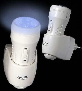 Safe-T-Light™, model  STL-302 (Europlug)