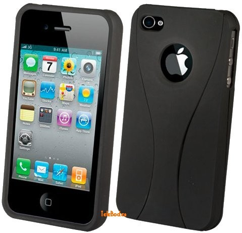 Hard Back Case for Apple iPhone 4/4S, *Cup I